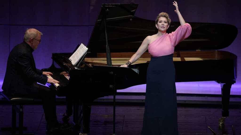 Crítica: Joyce DiDonato en el Teatro Real. De andar por casa