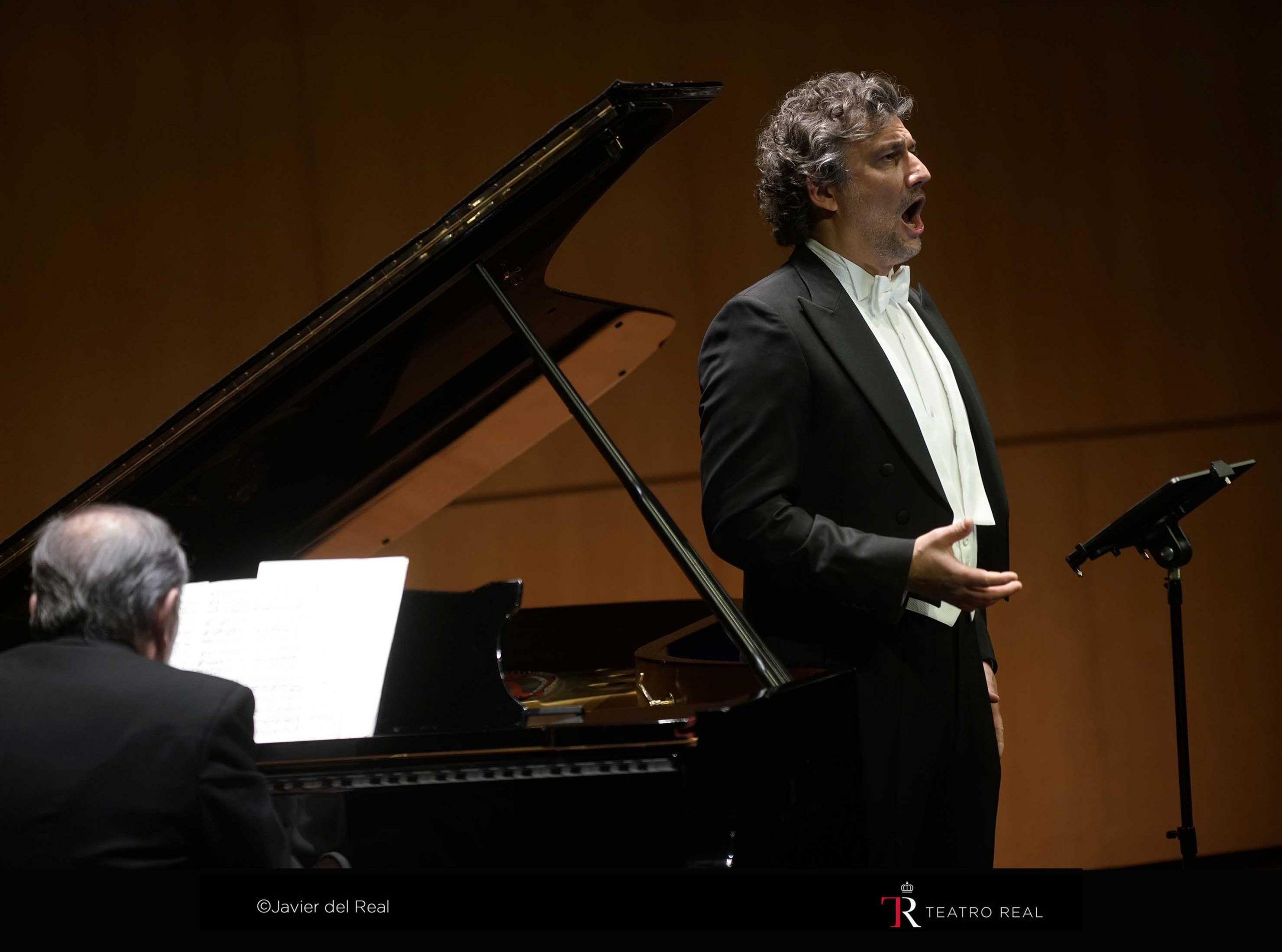 Crítica: Kaufmann, musitar canciones