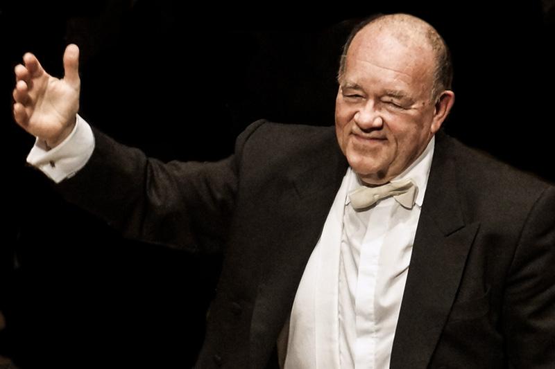 Marc Soustrot, nuevo titular de la Sinfónica de Sevilla