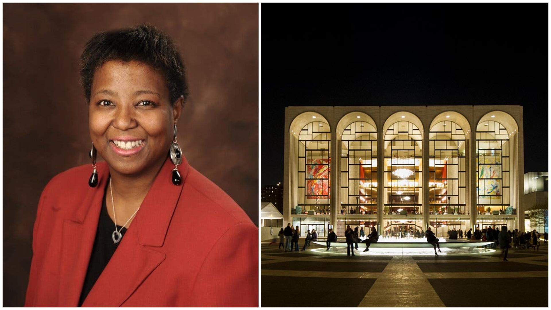 Marcia Sells, primera responsable de diversidad en el Metropolitan Opera