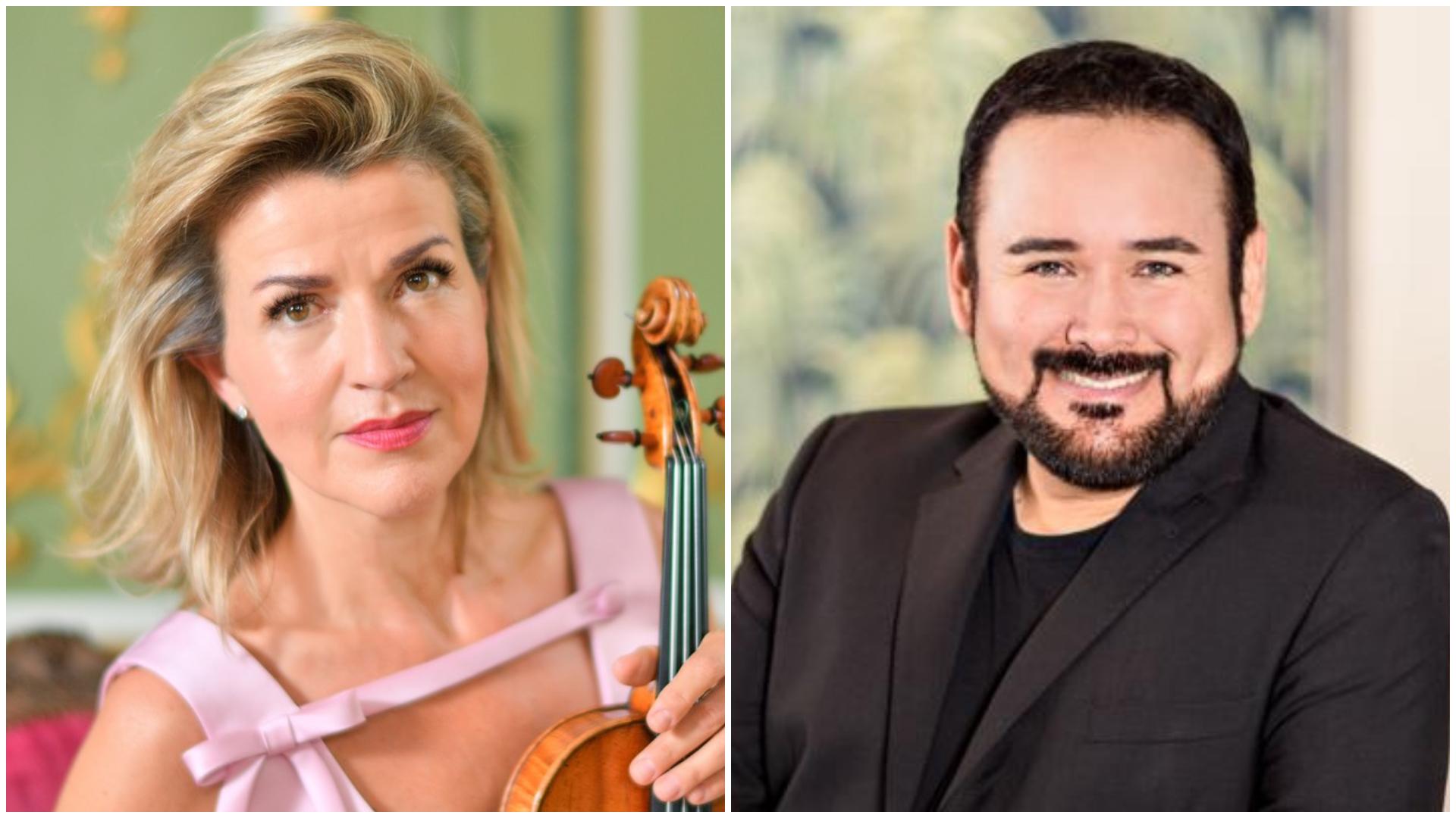 El Palau de la Música de Cataluña aplaza el concierto de Mutter y mantiene un recital de Camarena