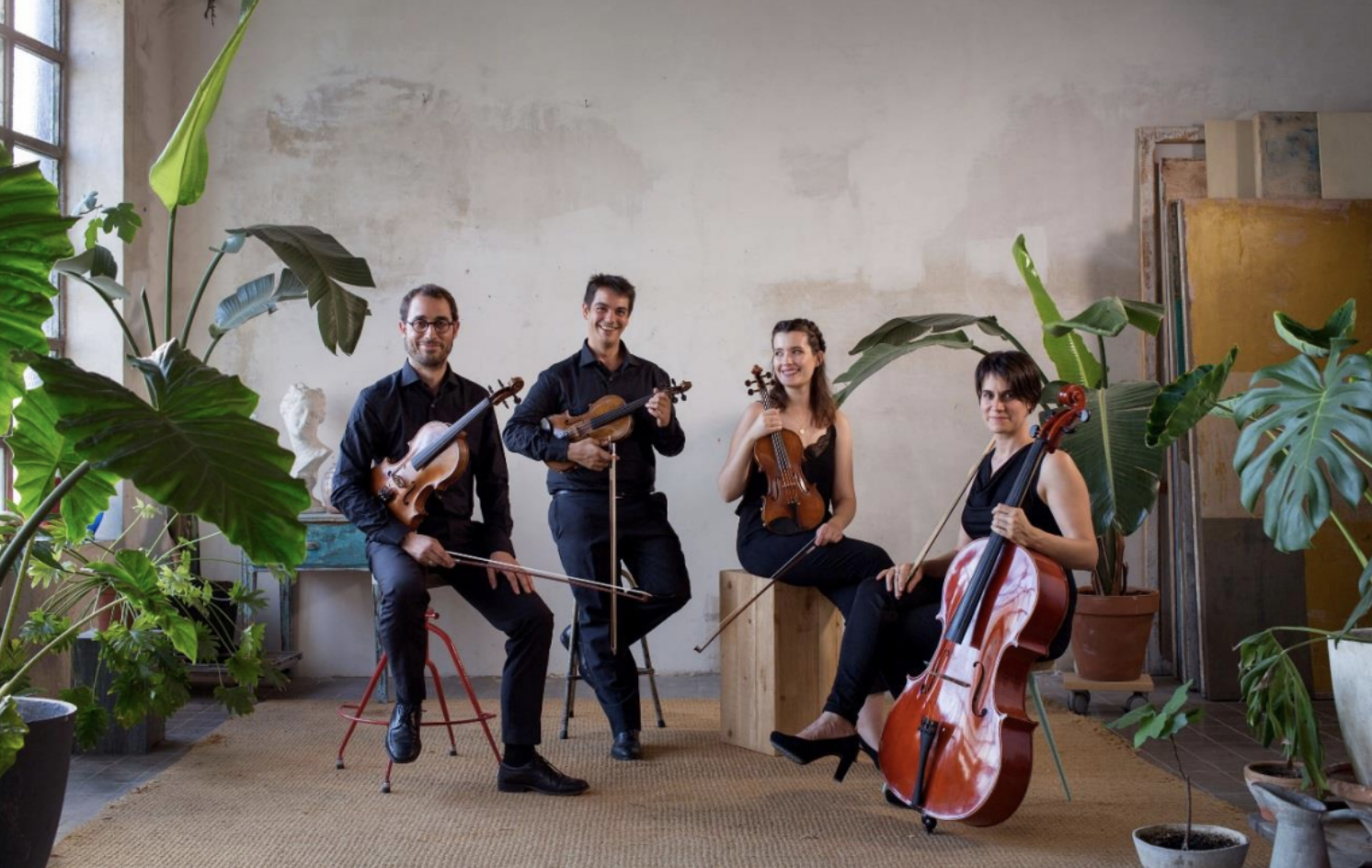 El Quartet Altimira recupera la integral de cuartetos de Gaspar Cassadó