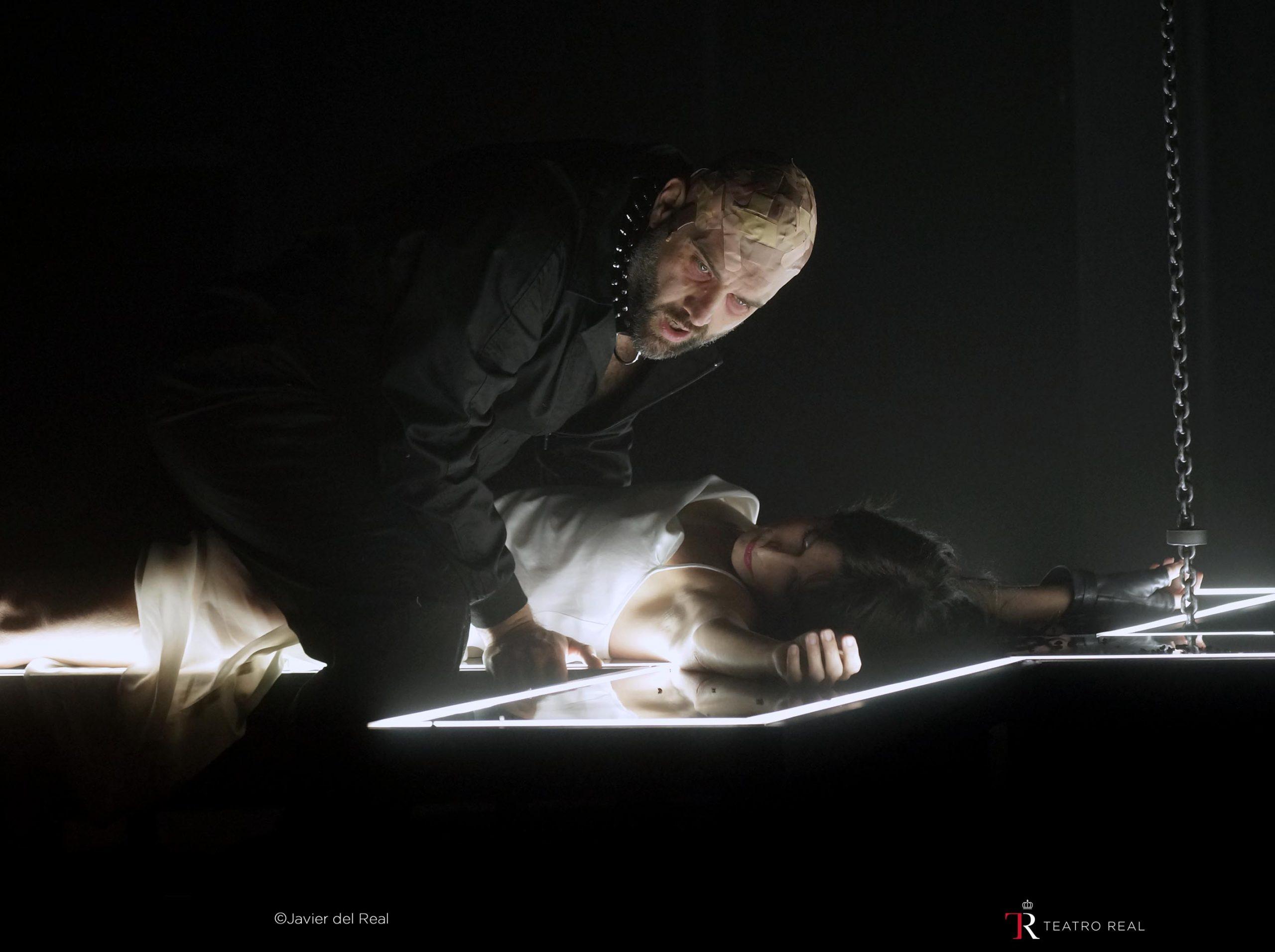 Les Arts se adentra en el Verdi bufo con 'Falstaff' en una producción de Mario Martone con dirección musical de James Gaffigan