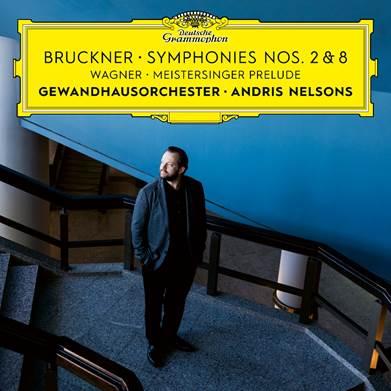 Recomendación: Segunda y Octava Sinfonías de Bruckner por Andris Nelsons y la Gewandhausorchester