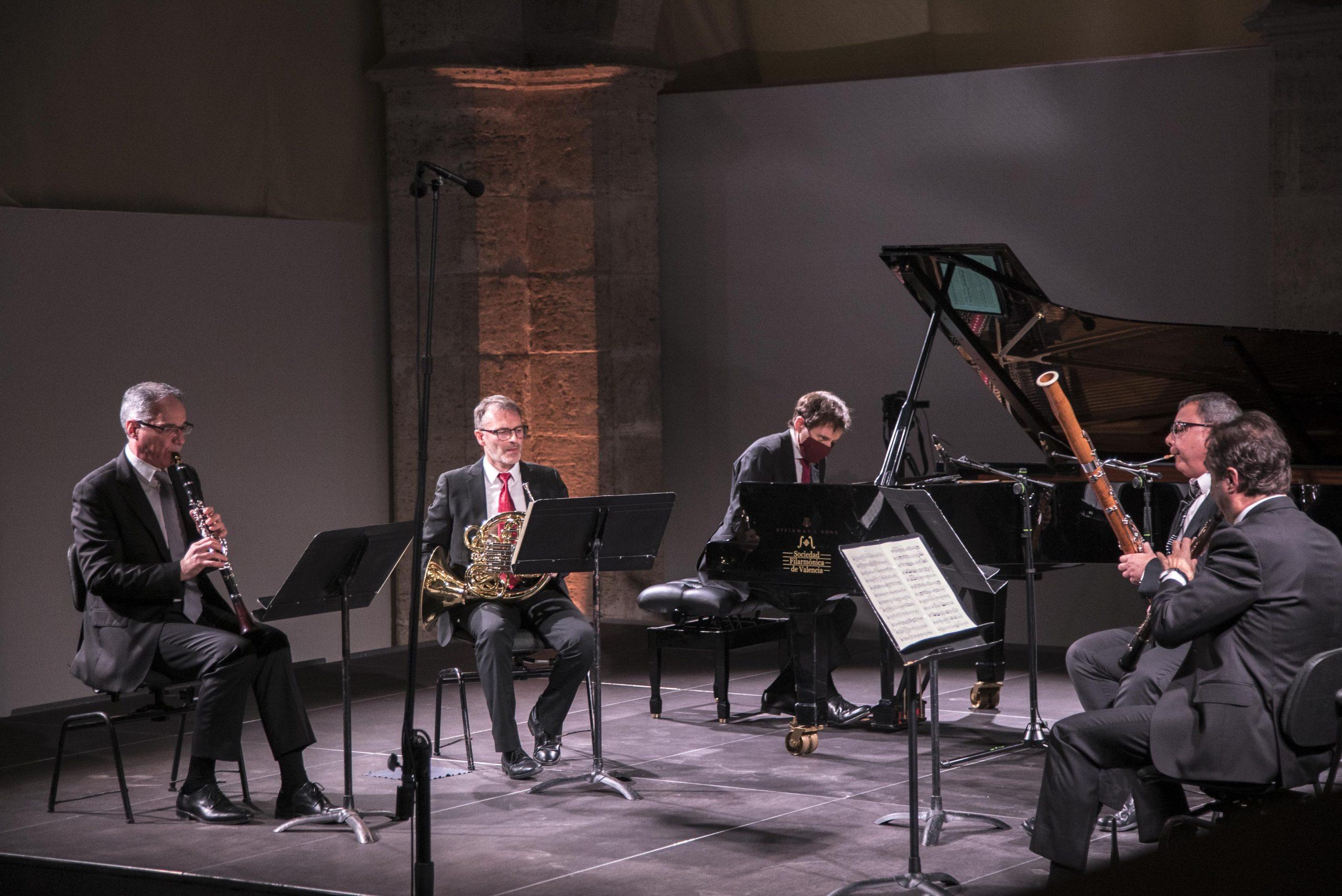 Crítica: Boris Giltburg en Valencia. Palabras de música