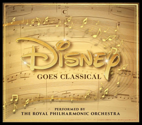 Reseña cd: Disney goes classical