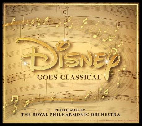 Disney-cd- classical