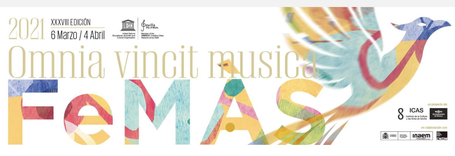 El Festival de Música Antigua de Sevilla presenta su edición 2021