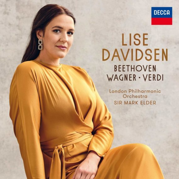 Reseña cd: Lise Davidsen: Beethoven, Wagner, Verdi.