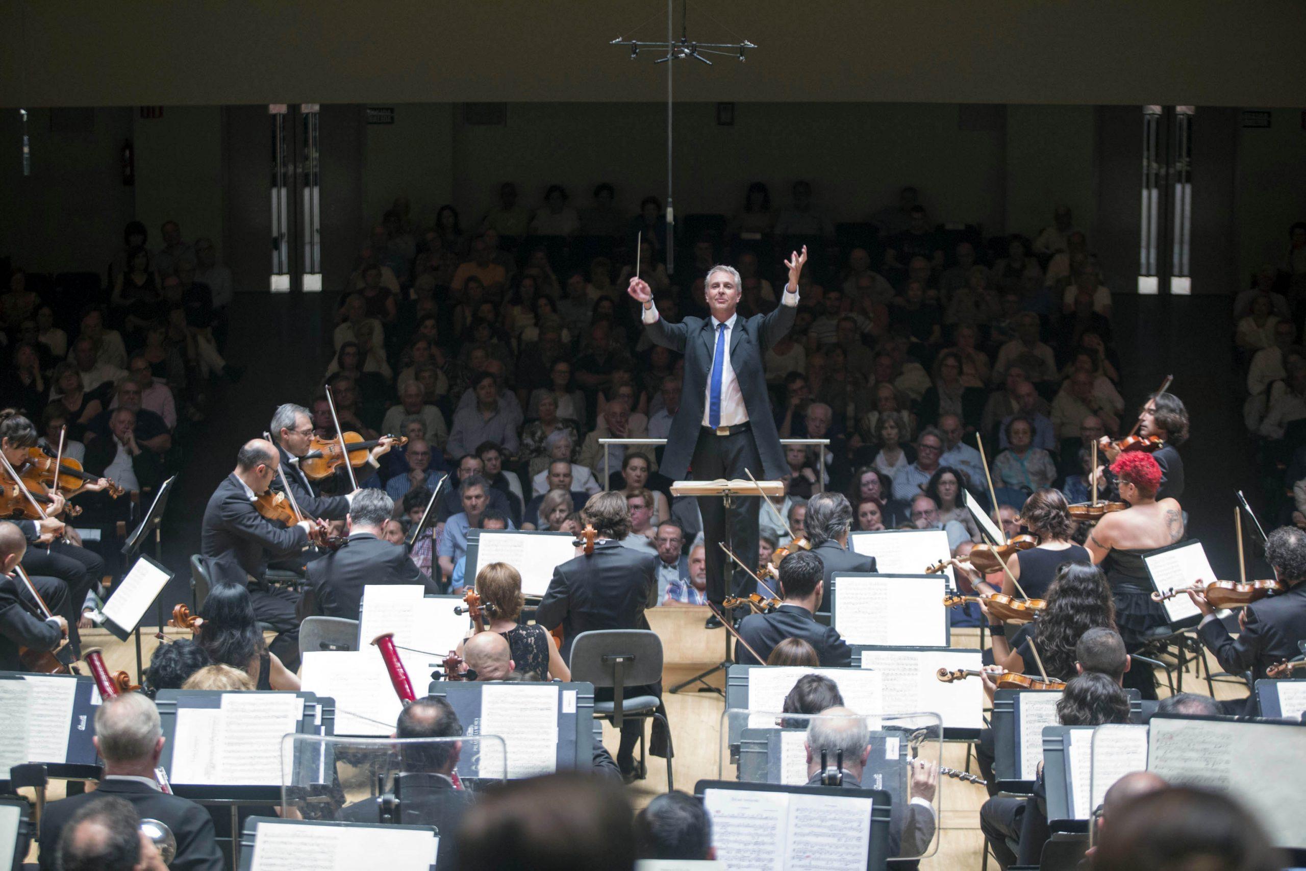 Alexander Liebreich, nuevo director de la Orquesta de València