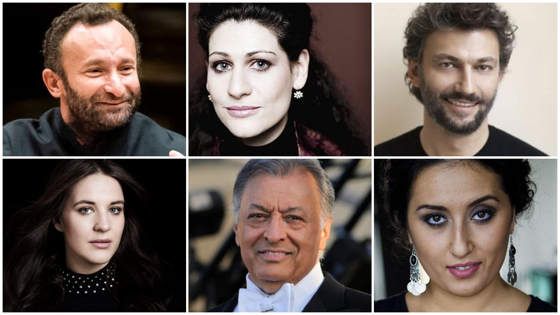 Múnich abrirá su Festival de Ópera con el debut de Jonas Kaufmann y Anja Harteros como Tristán e Isolda
