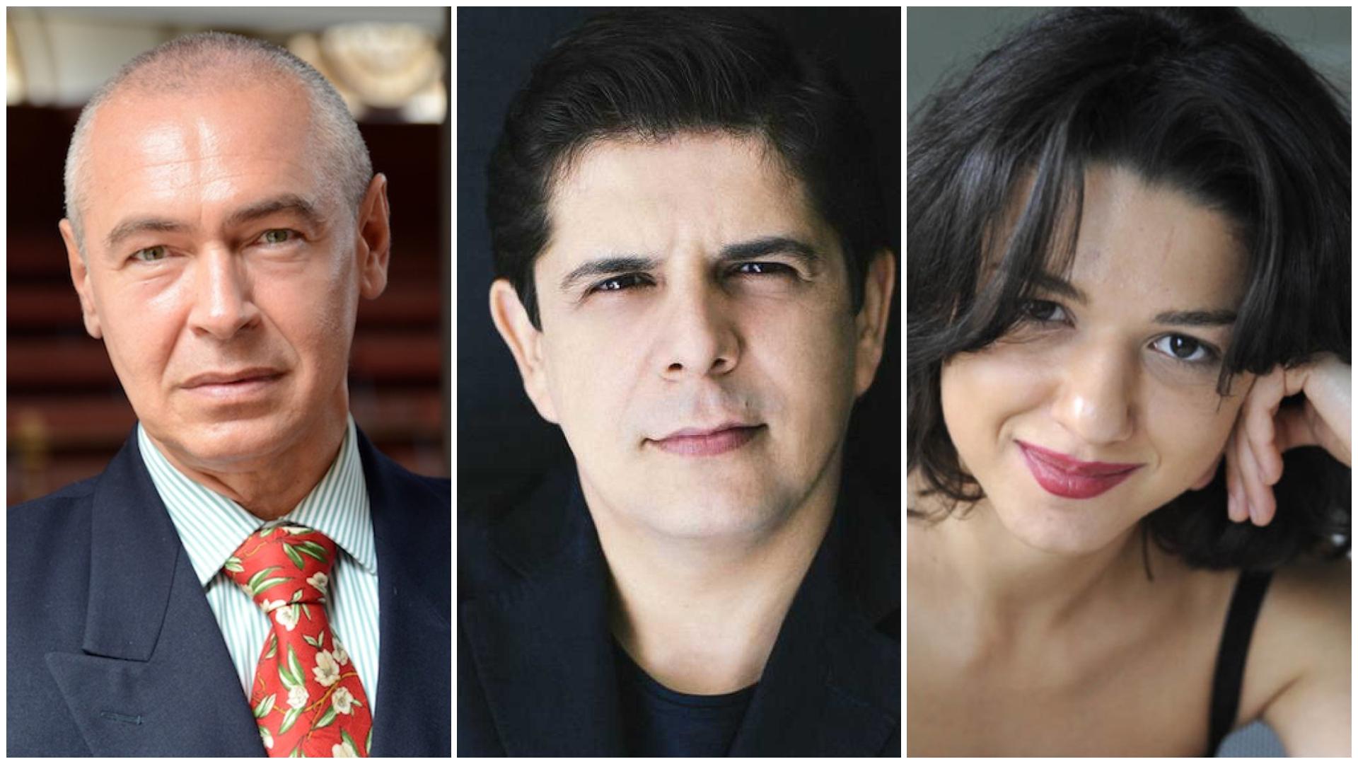 Pogorelich, Perianes y Buniatishvili encabezan el Ciclo Grandes Solistas de Zaragoza