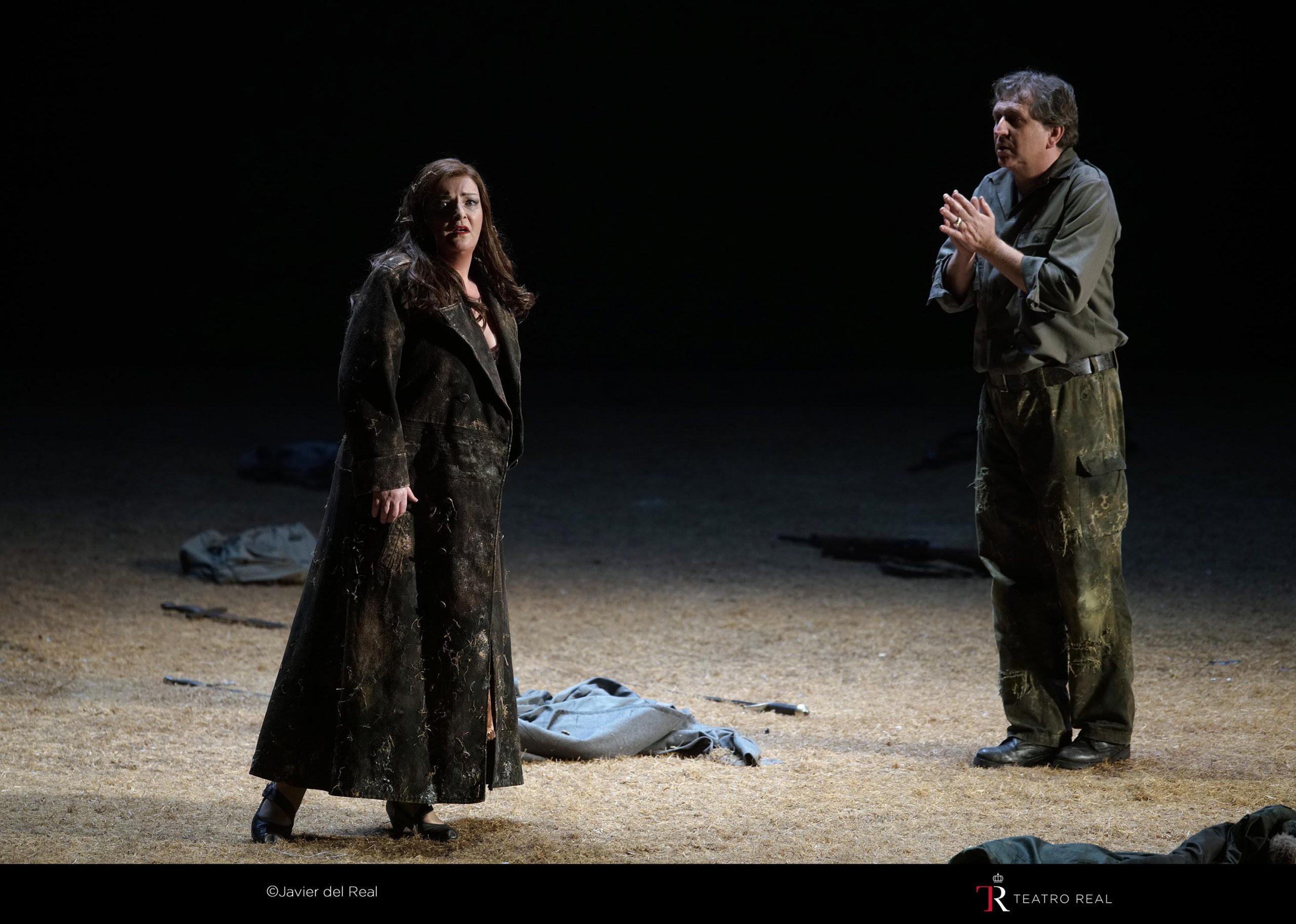 Críticas en la prensa a Siegfried en el Teatro Real
