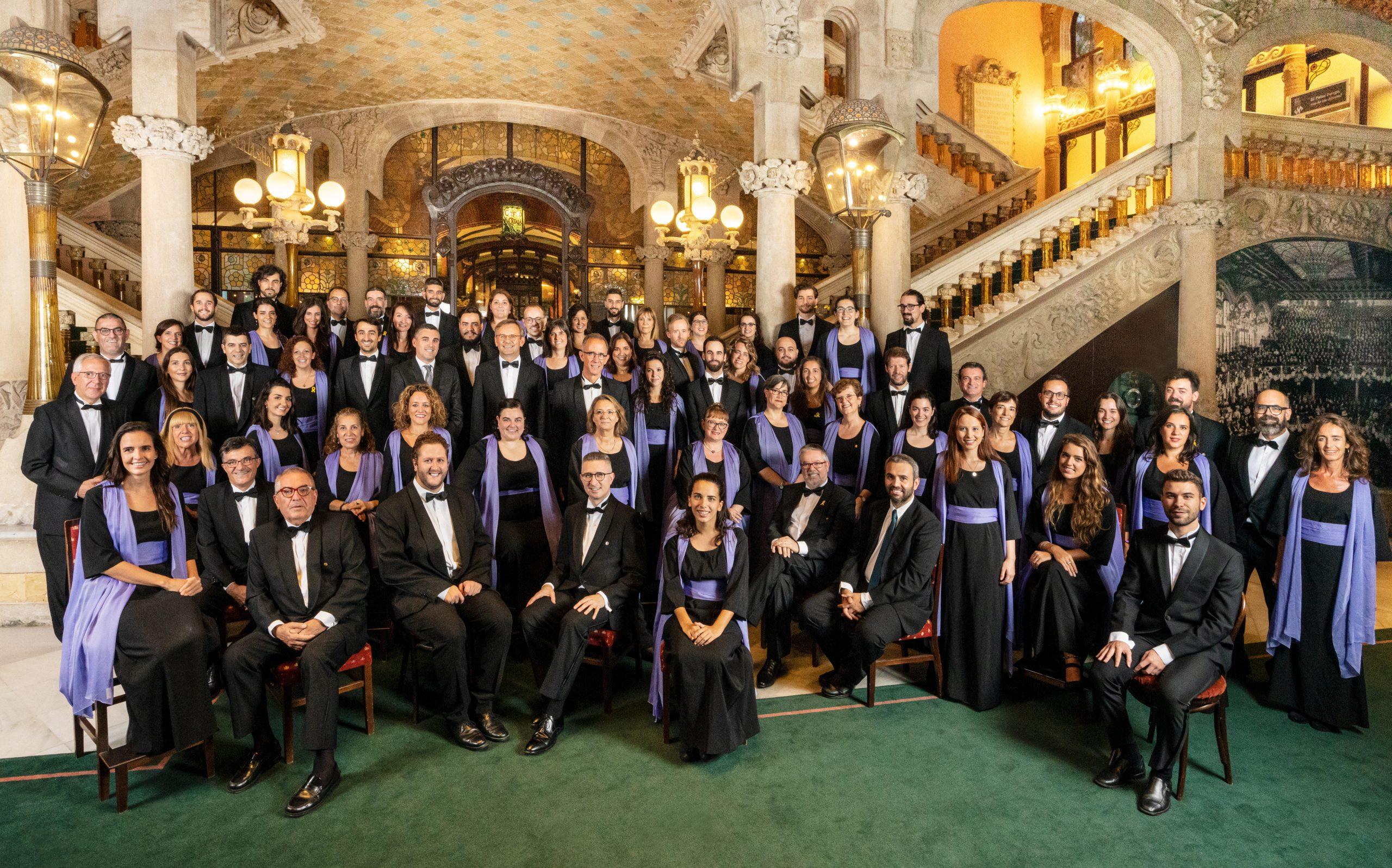 Palau de la Música Catalana: Bach es principio y fin