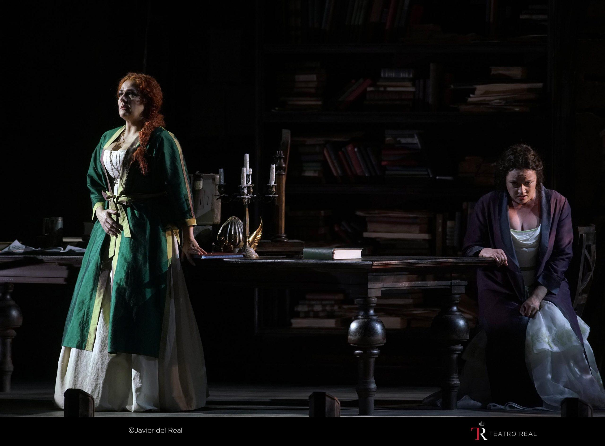 Críticas en la prensa: Norma en el Teatro Real