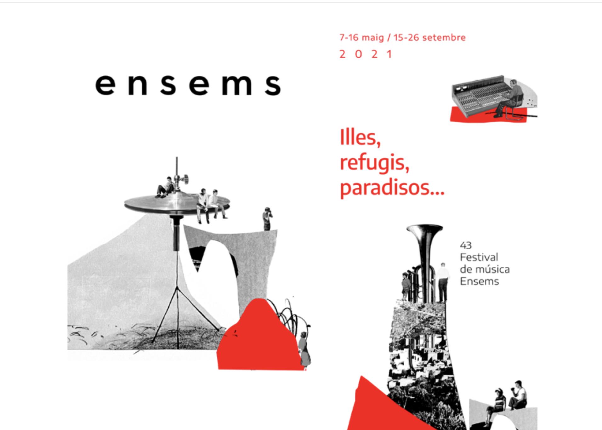 El Institut Valencià de Cultura presenta el 43º festival Ensems con una ambiciosa programación