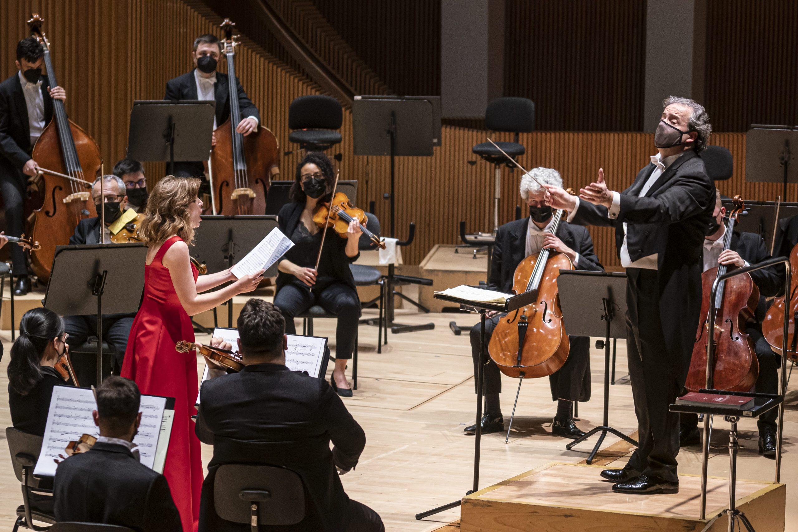 Crítica: Schubert sobre un pie