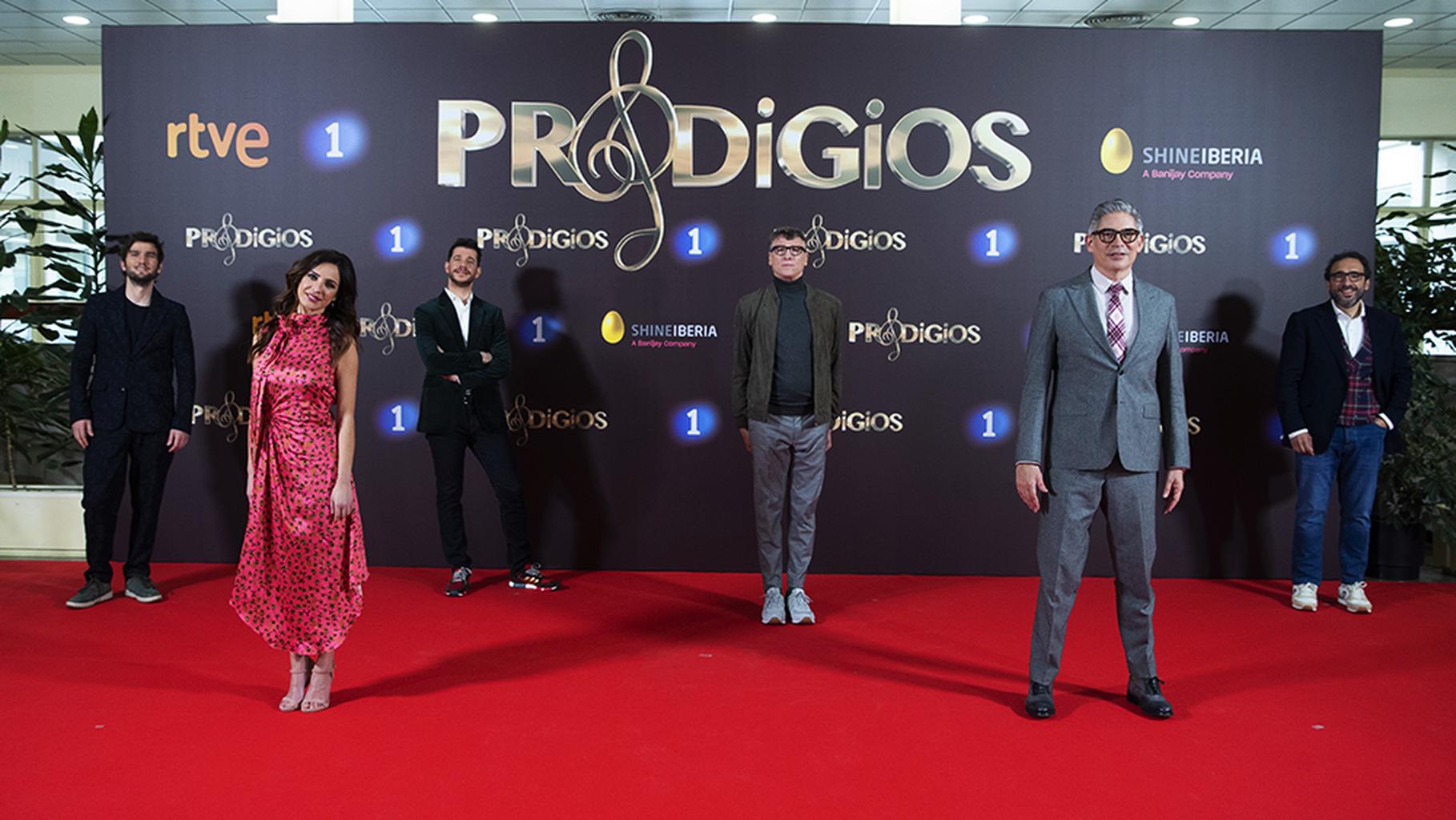 Prodigios estrena en La 1 su tercera temporada