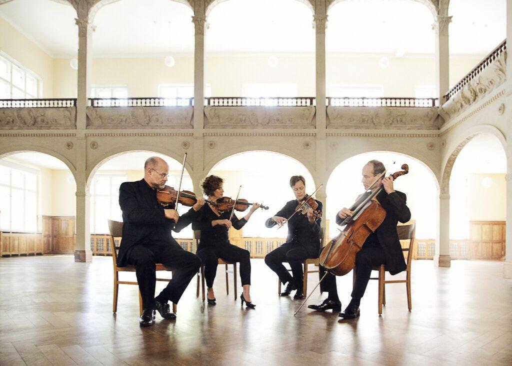 El Cuarteto Mandelring culmina la integral de Cuartetos de Shostakóvich en el Círculo de Bellas Artes