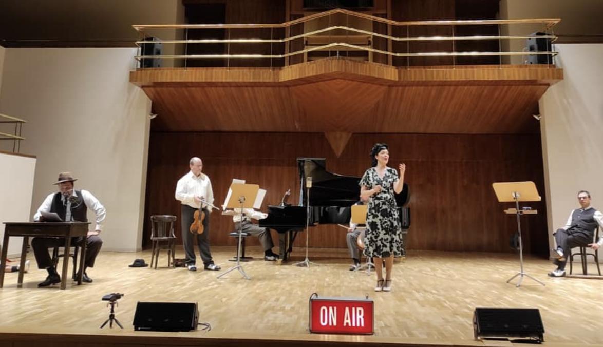 Crítica: Viaje musical bien ilustrado. Laia Falcón en el Ciclo de Grandes Autores e Intérpretes de la Música de la UAM