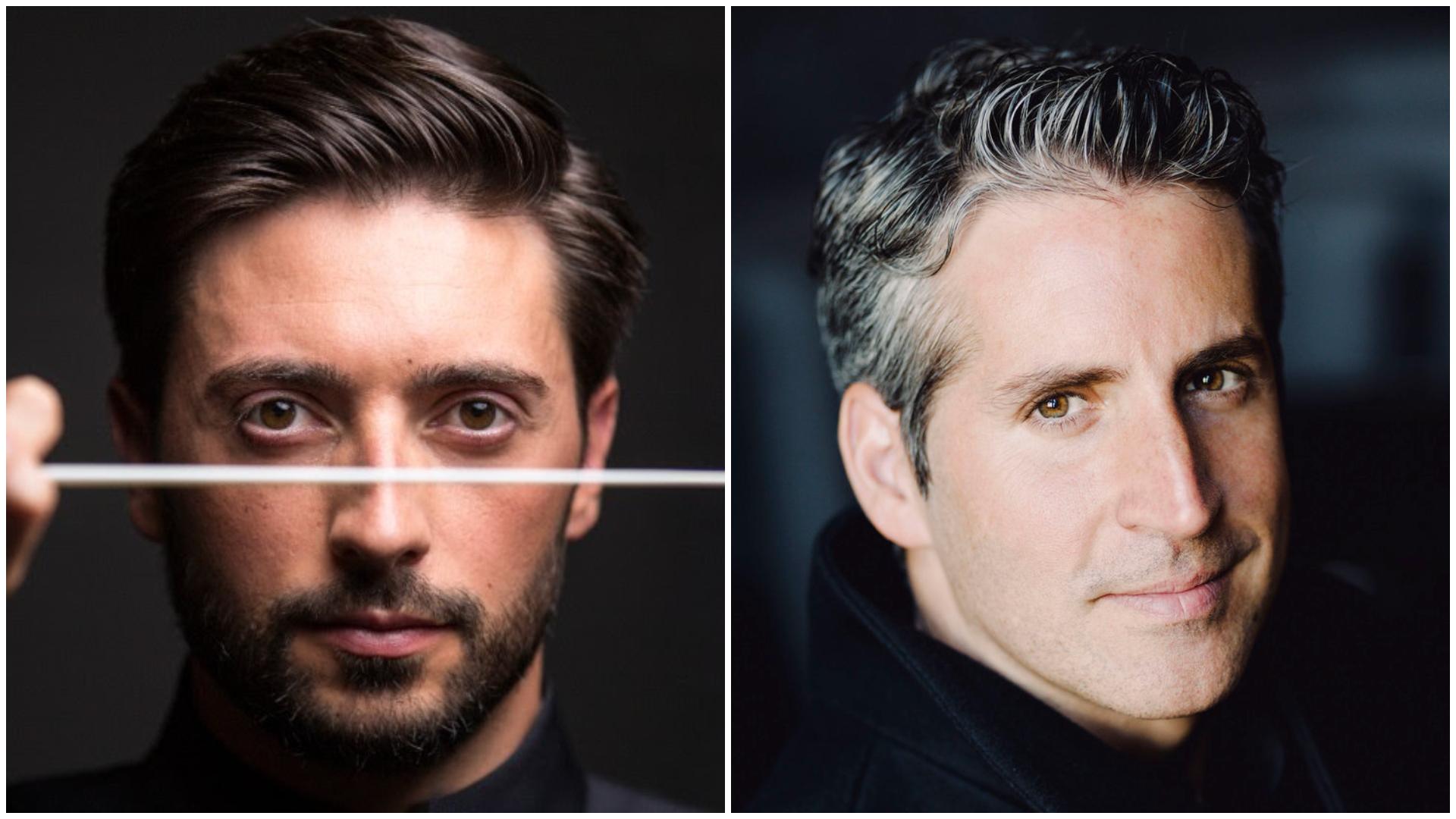 Antonio Méndez y Lucas Macías inician el bloque de primavera de la Sinfónica de Castilla y León