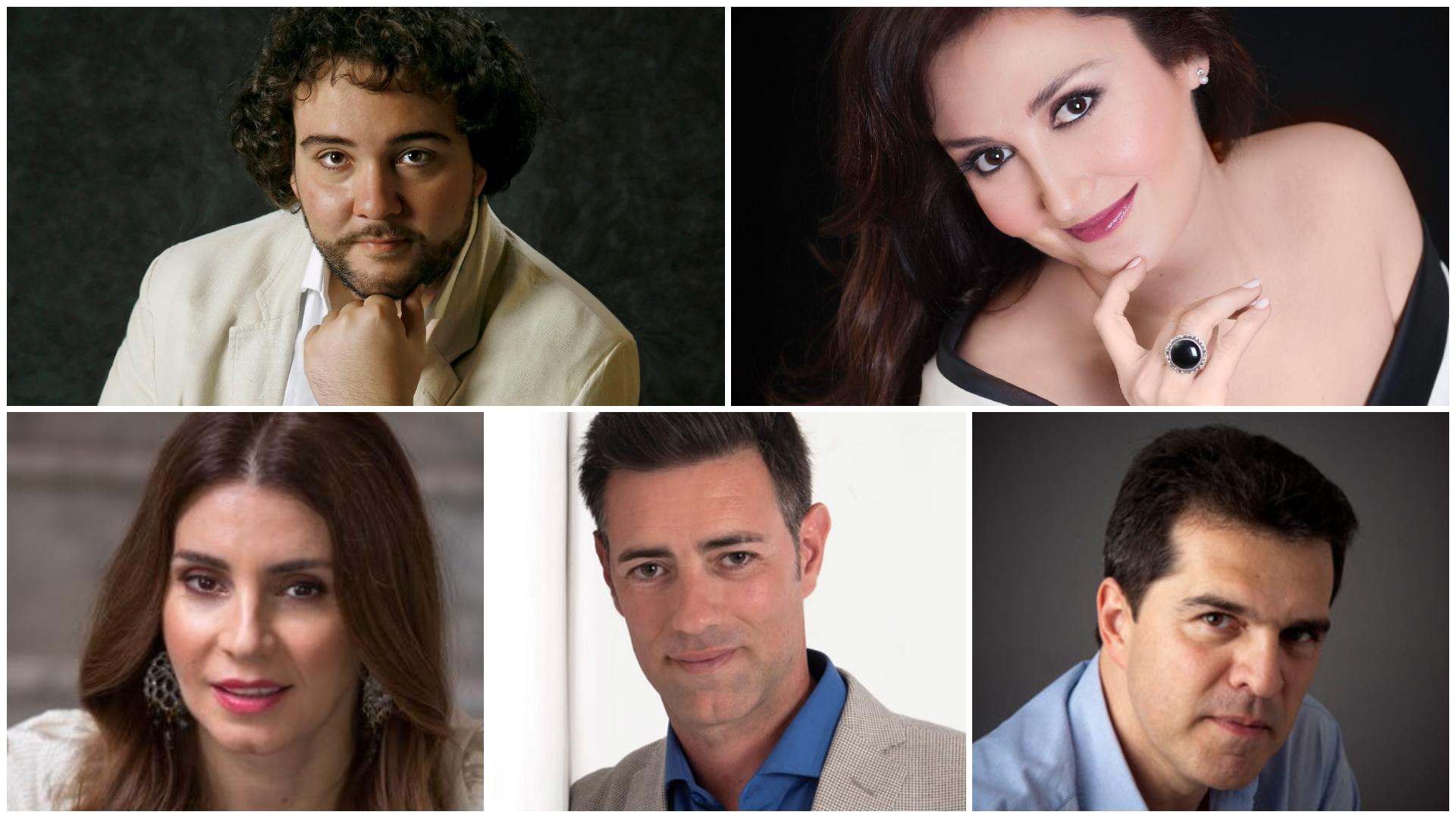 AGAO y la Temporada Lírica de la Fundación Baluarte se unen en un Gala de Zarzuela