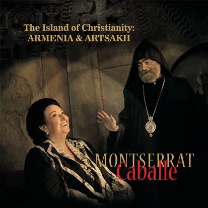 Reseña cd: Montserrat Caballe: Armenia&Artsakh
