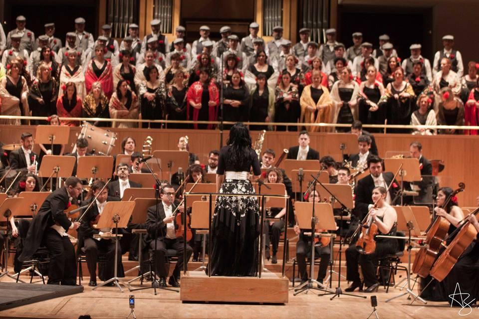 El domingo 23 de mayo ¡Vive la zarzuela! en el Auditorio Nacional con la Orquesta Metropolitana de Madrid y el Coro Talía