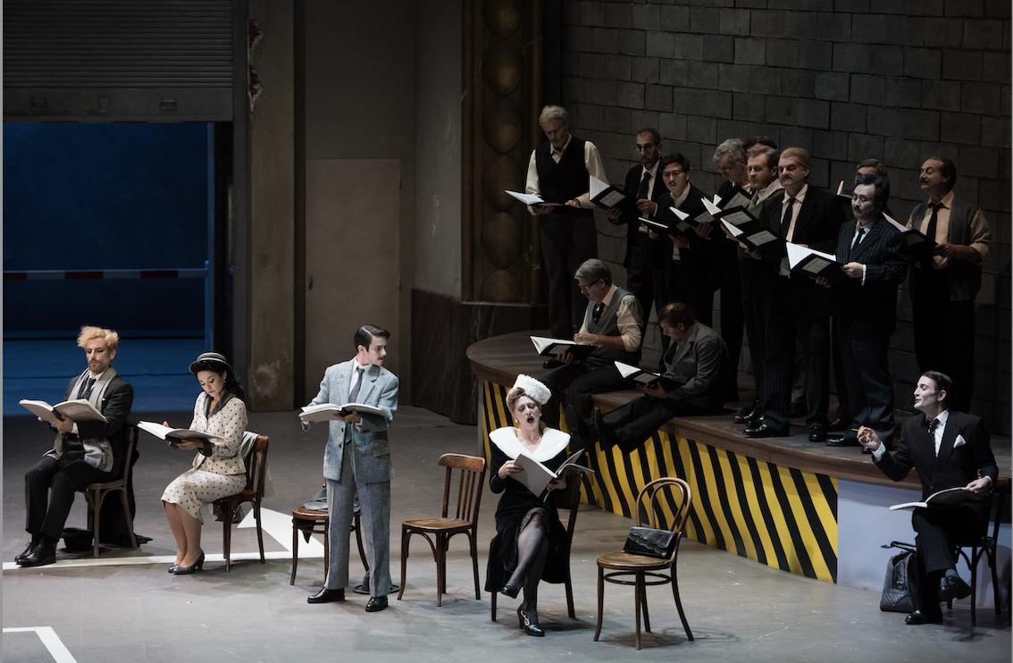 Comentarios previos: Viva la Mamma en el Teatro Real