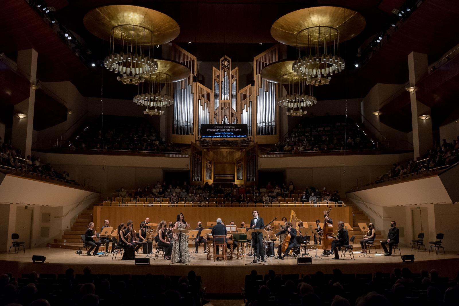 Crítica: Haendel estrena en España una variante de su