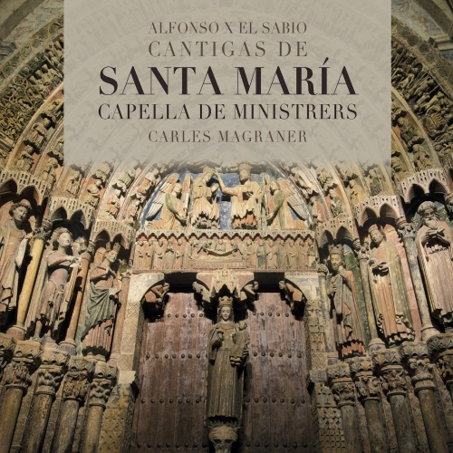 Reseña cd: Cántigas de Santa María. Capella de Ministrers