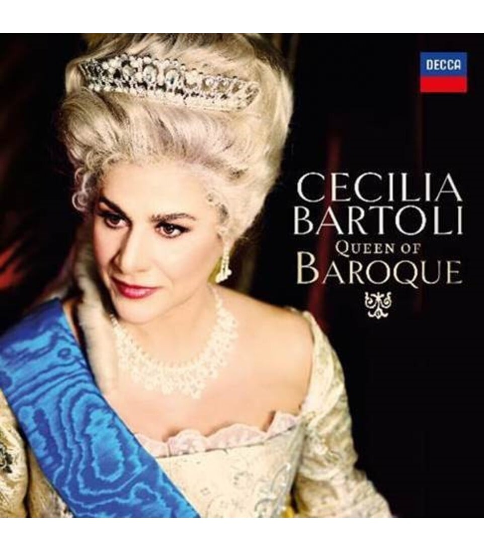 Reseña cd: Bartoli, Reina del barroco
