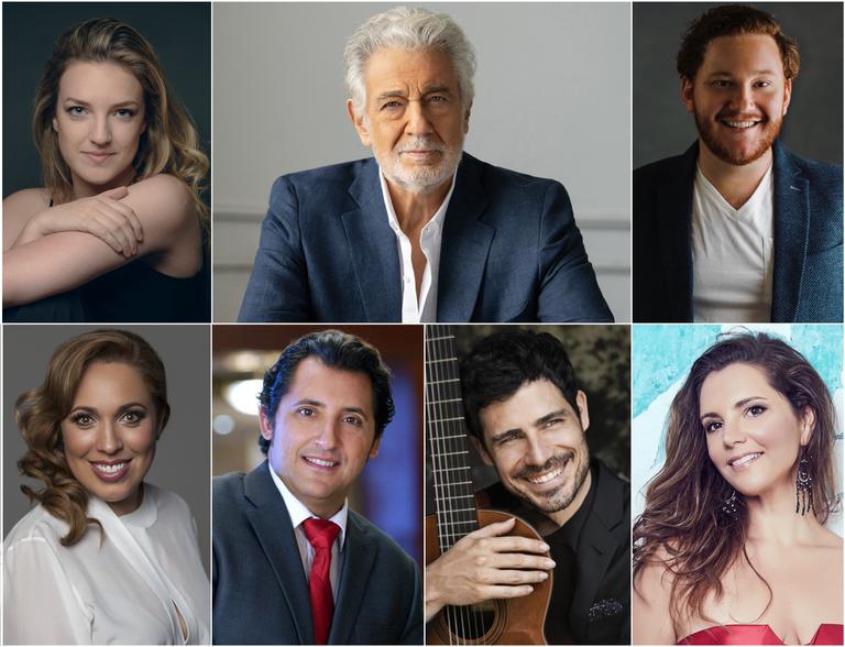 La Fundación Excelentia acoge la vuelta de Plácido Domingo a los escenarios españoles