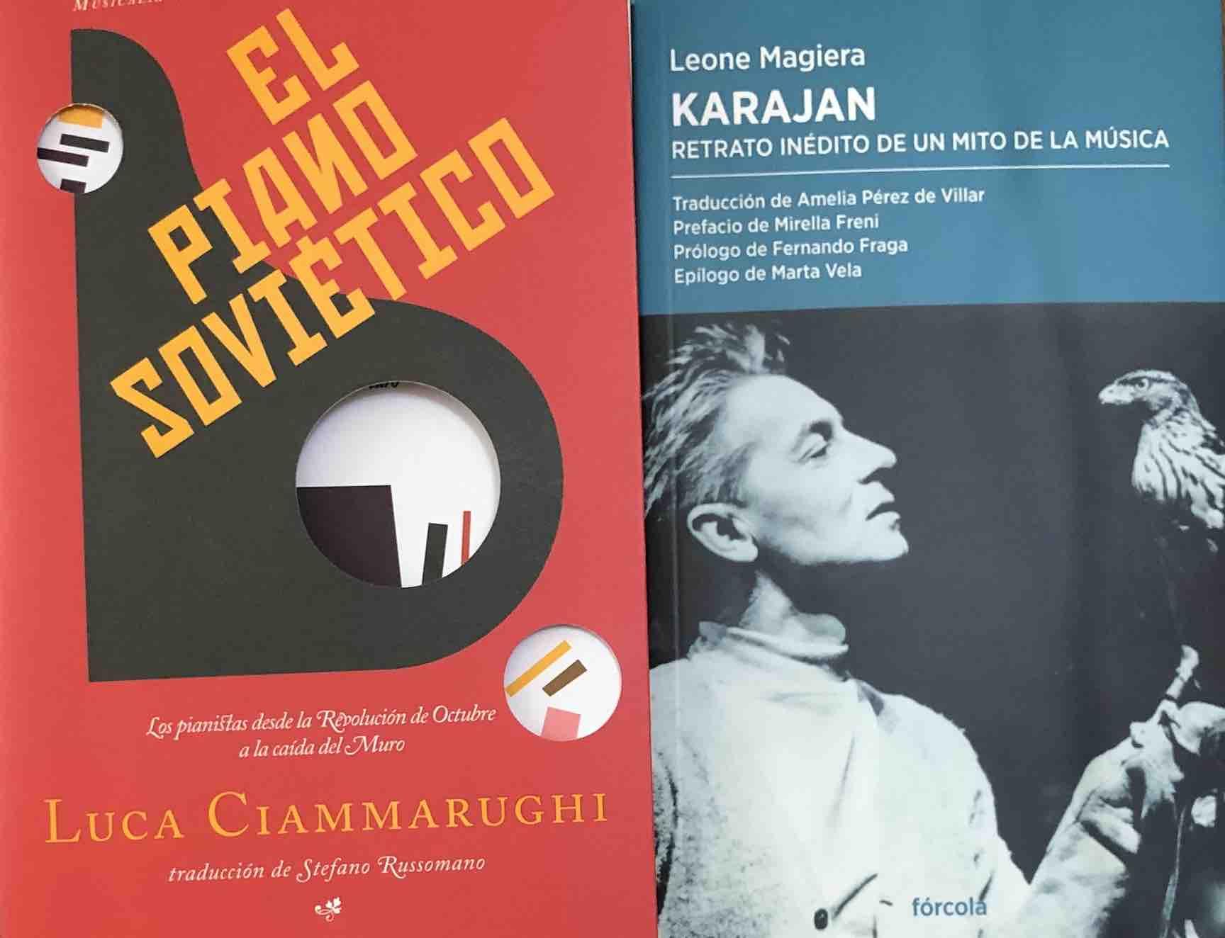 Libros musicales para la pandemia