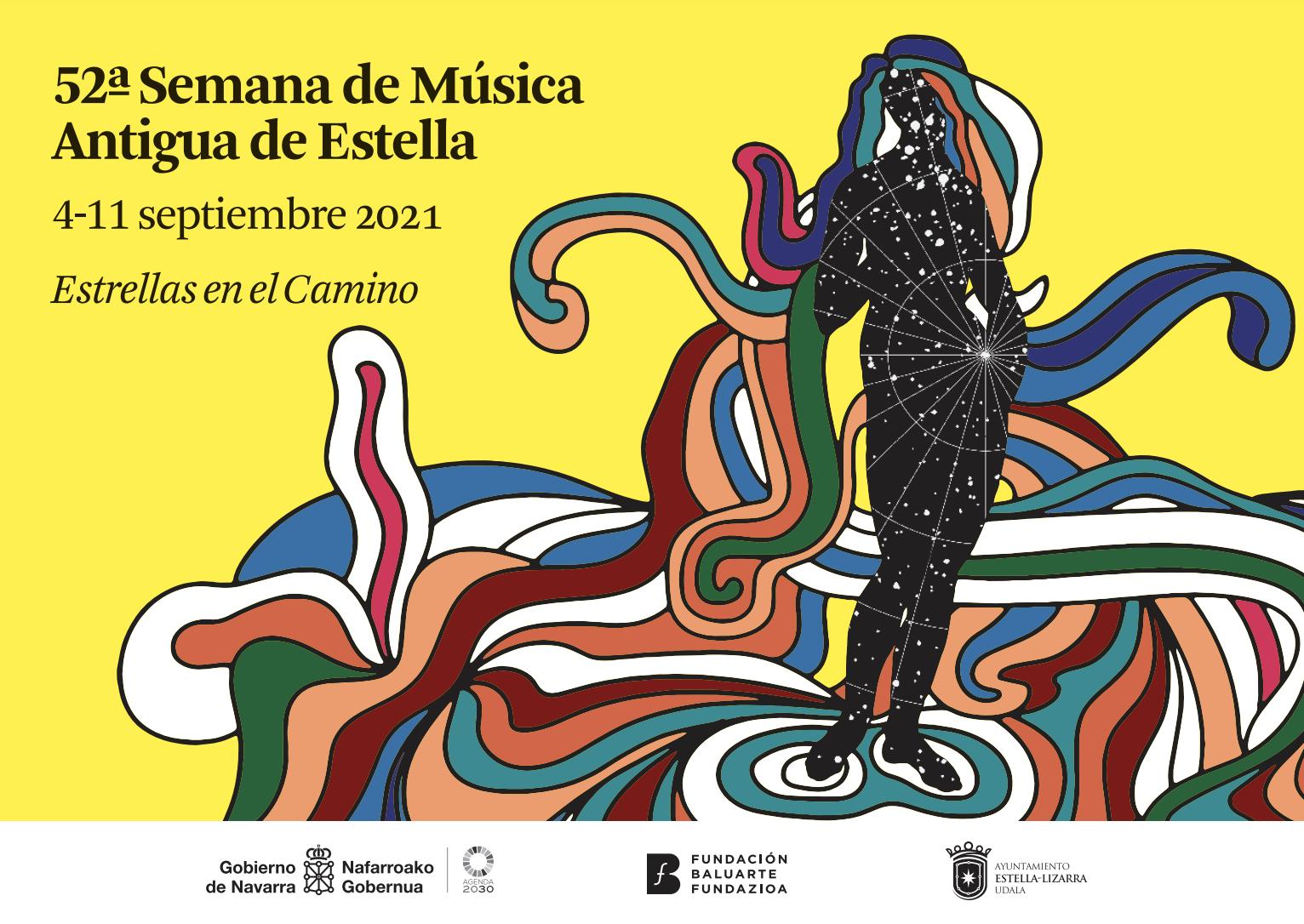 Raquel Andueza presenta la 52º edición de la Semana de Música Antigua de Estella