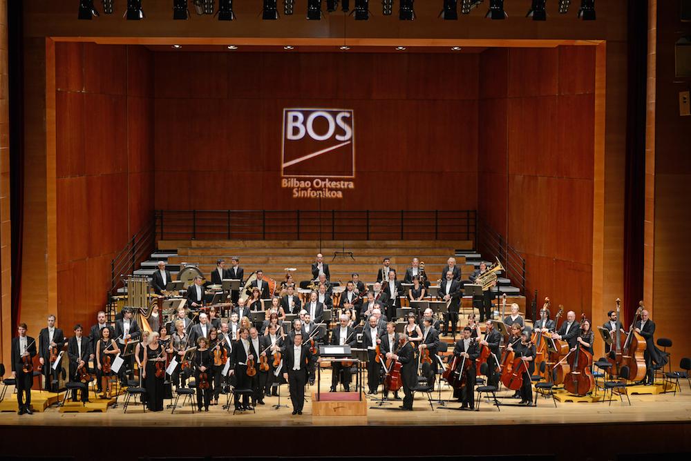 La Bilbao Orkestra Sinfonikoa presenta la temporada de su centenario