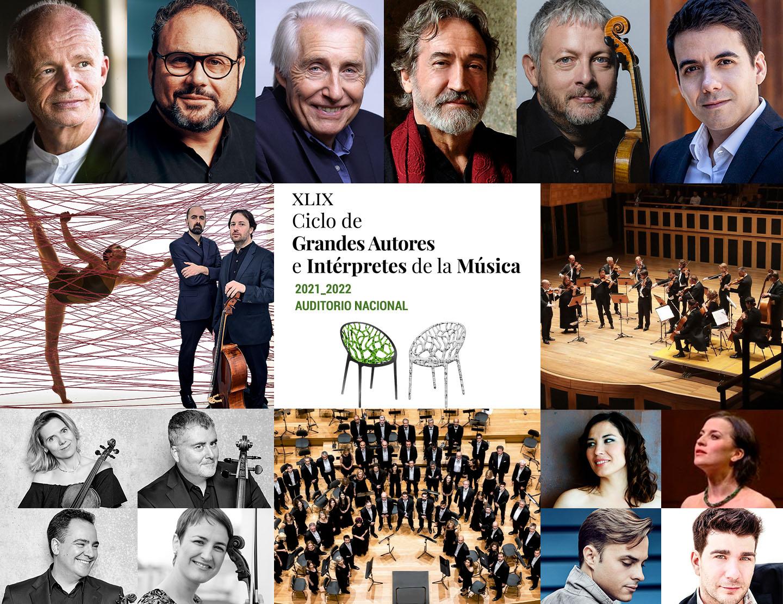XLIX Ciclo de Grandes Autores e Intérpretes de la Música