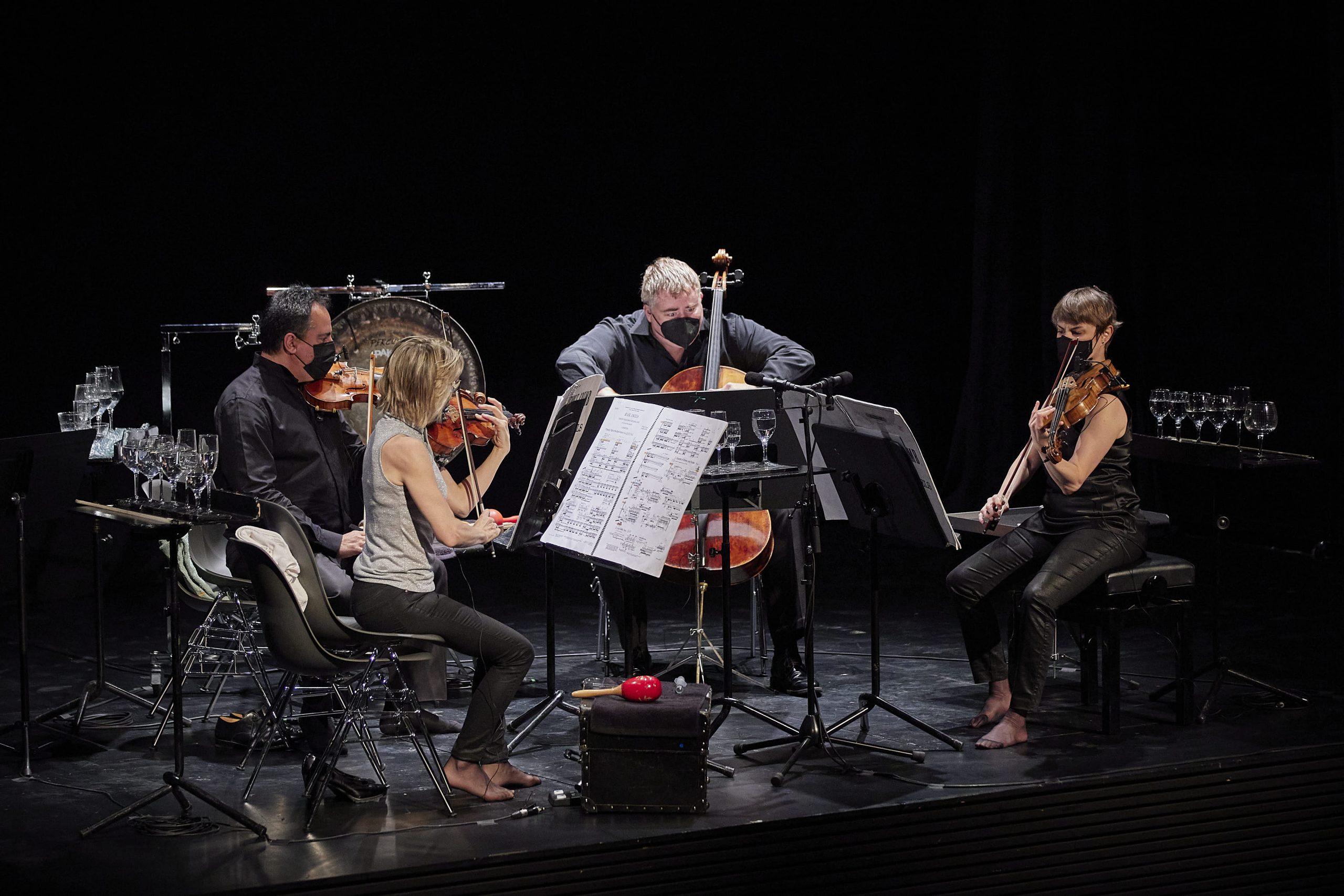 Crítica: El Cuarteto Bretón en el Festival de Granada. Maestros de maestros