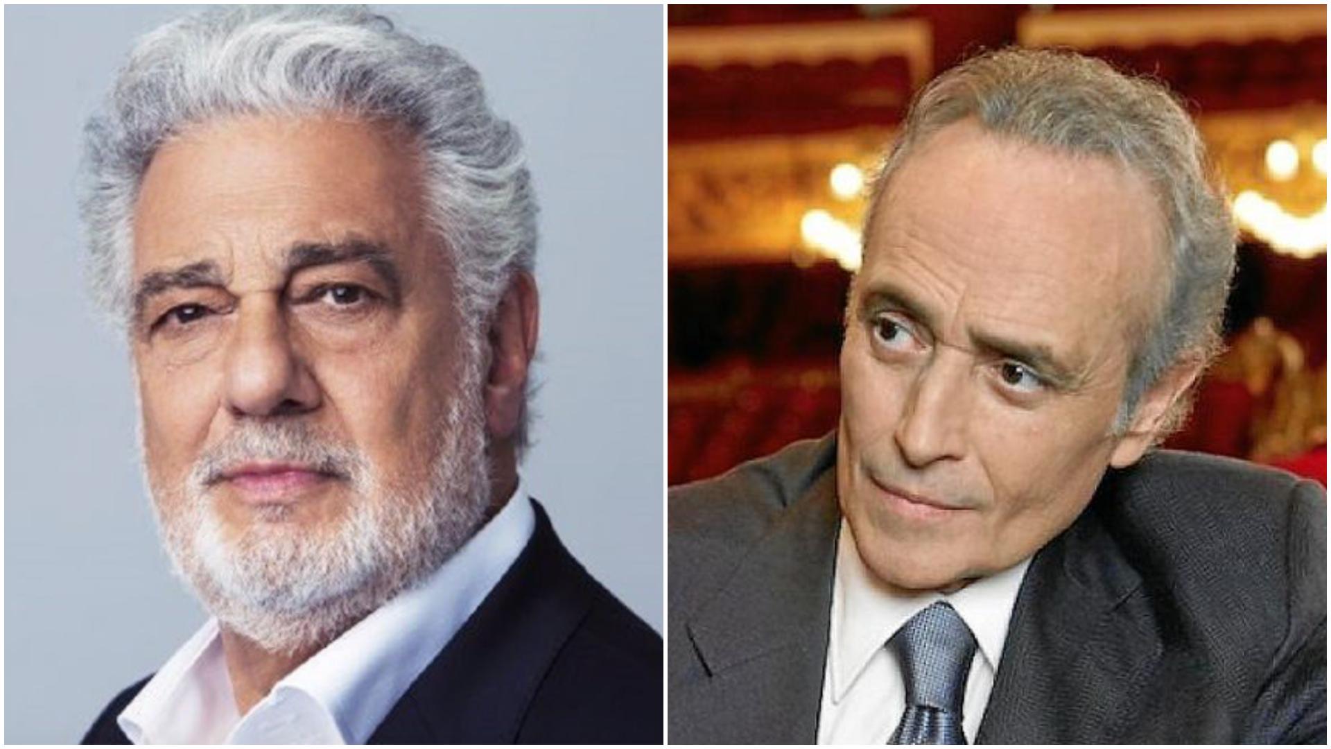 José Carreras y Plácido Domingo se despiden de la Ópera de Viena