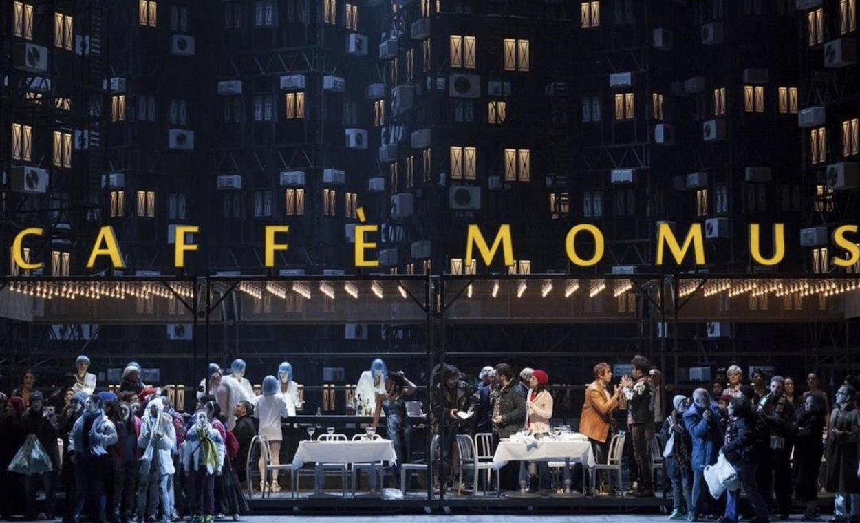 Comentarios previos: La Bohème en el Liceu