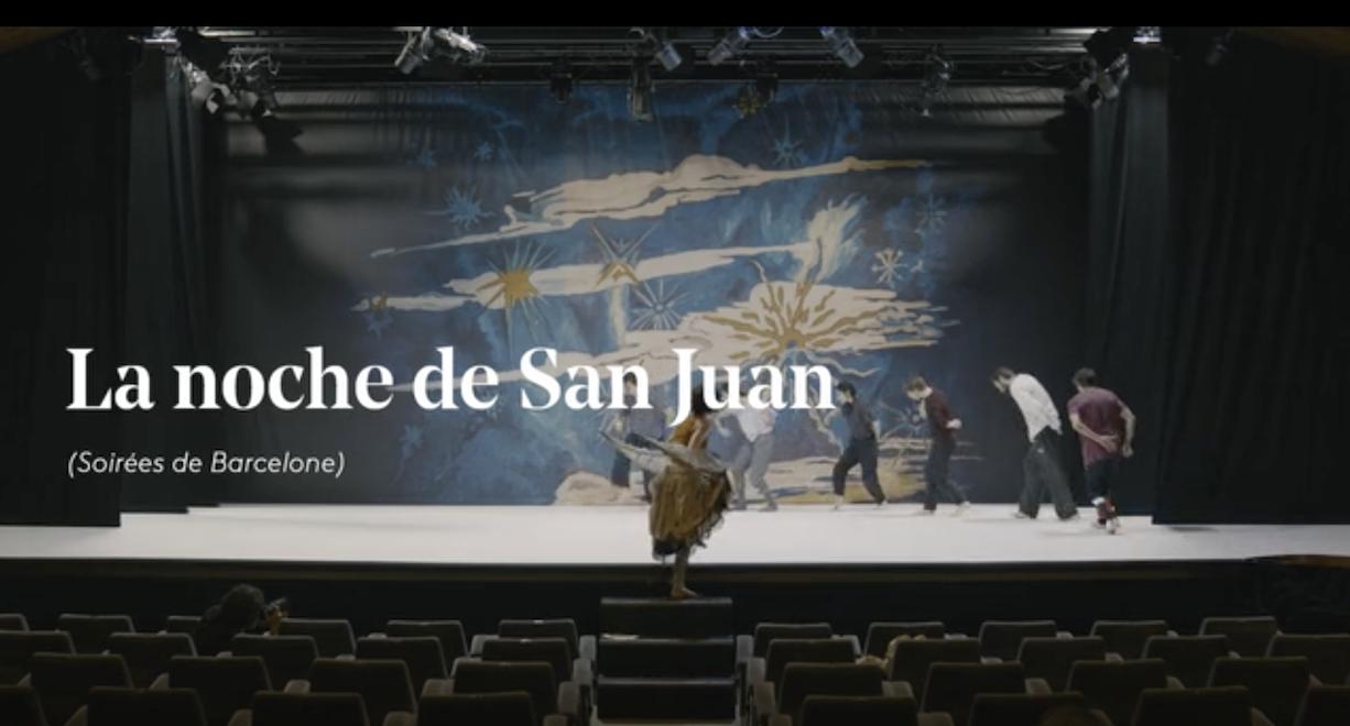 La Fundación Juan March y el Liceu recuperan el ballet inédito 'La noche de San Juan' de Robert Gerhard