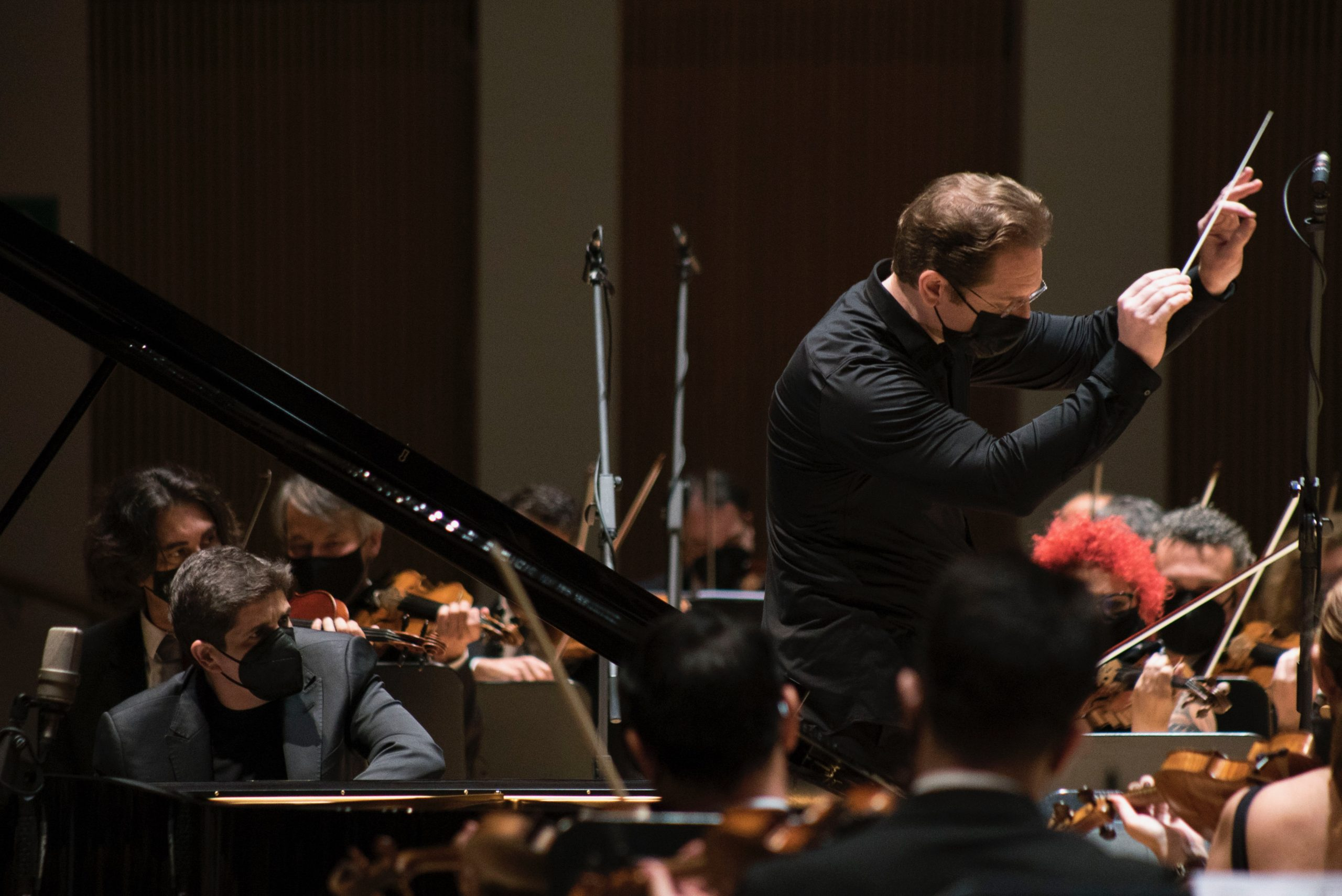 Crítica: Javier Perianes con la Orquestra de València. Genio Luminoso