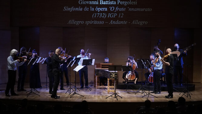 Crítica: Orquesta Barroca de Sevilla. Furor y delicadeza