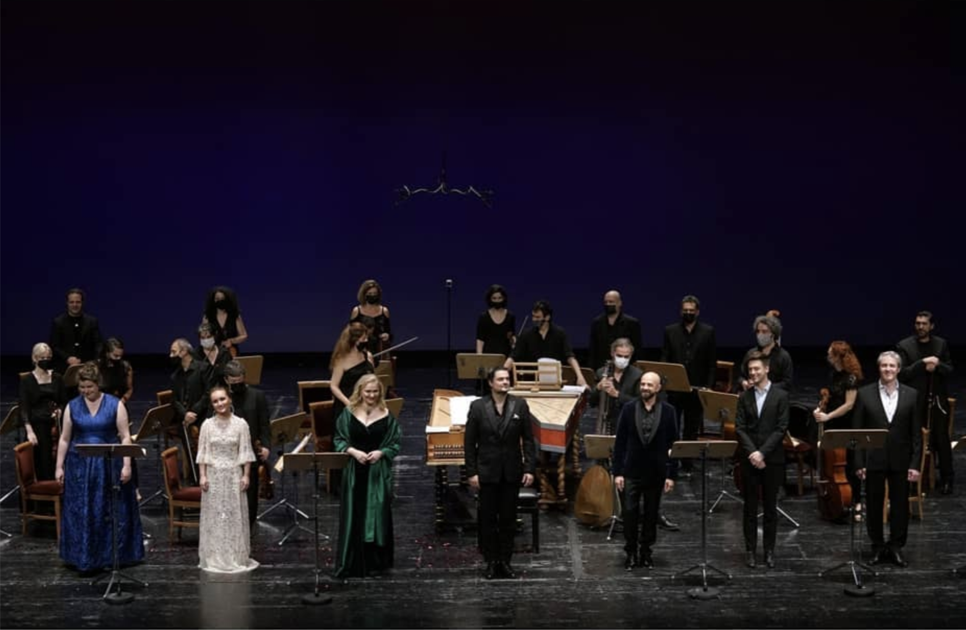 Crítica: Orlando Furioso en el Teatro Real. Tonos grises