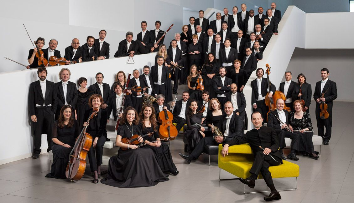 Temporada 21/22 de la Orquesta Sinfónica del Principado de Asturias