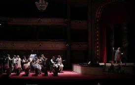 Críticas en la prensa a Viva la Mamma! en el Teatro Real