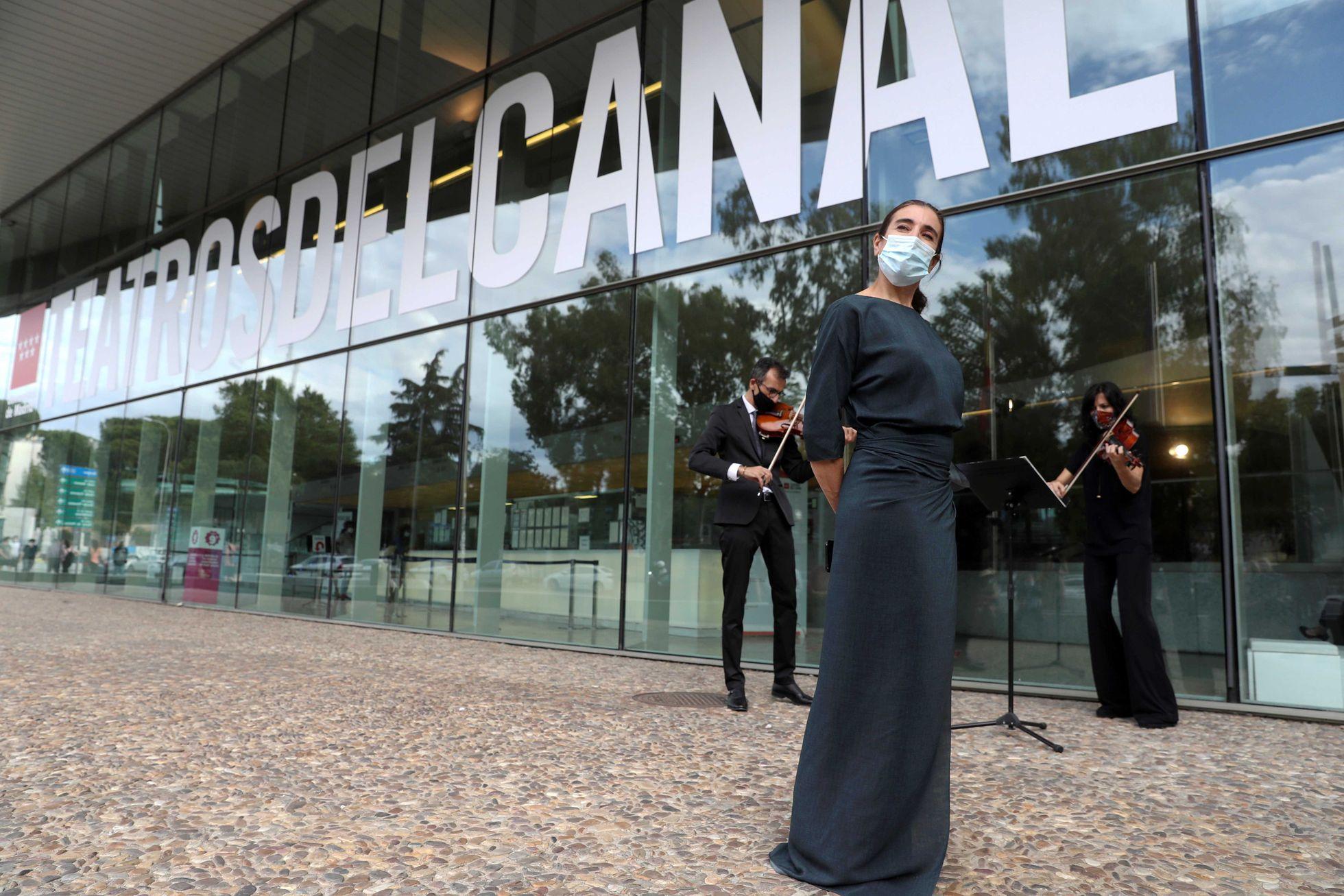 Philippe Jaroussky, Il Pomo d'Oro y Max Richter encabezan la programación musical de la temporada 21/22 de los Teatros del Canal