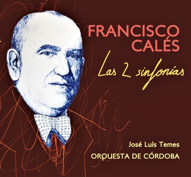 Reseña cd: Francisco Calés, sinfonías