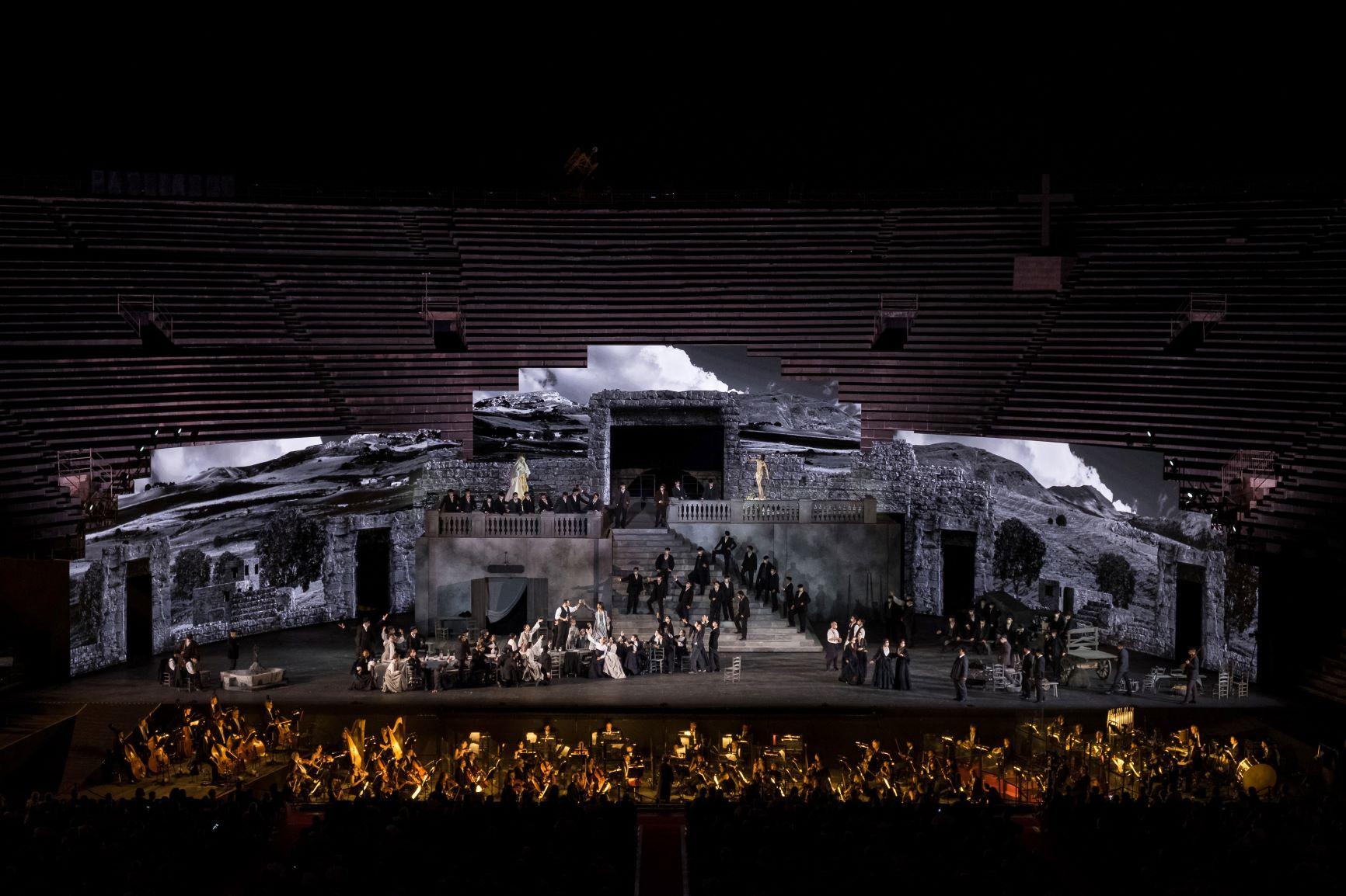 Verona en 3D: ¿Tiene futuro la ópera digital?