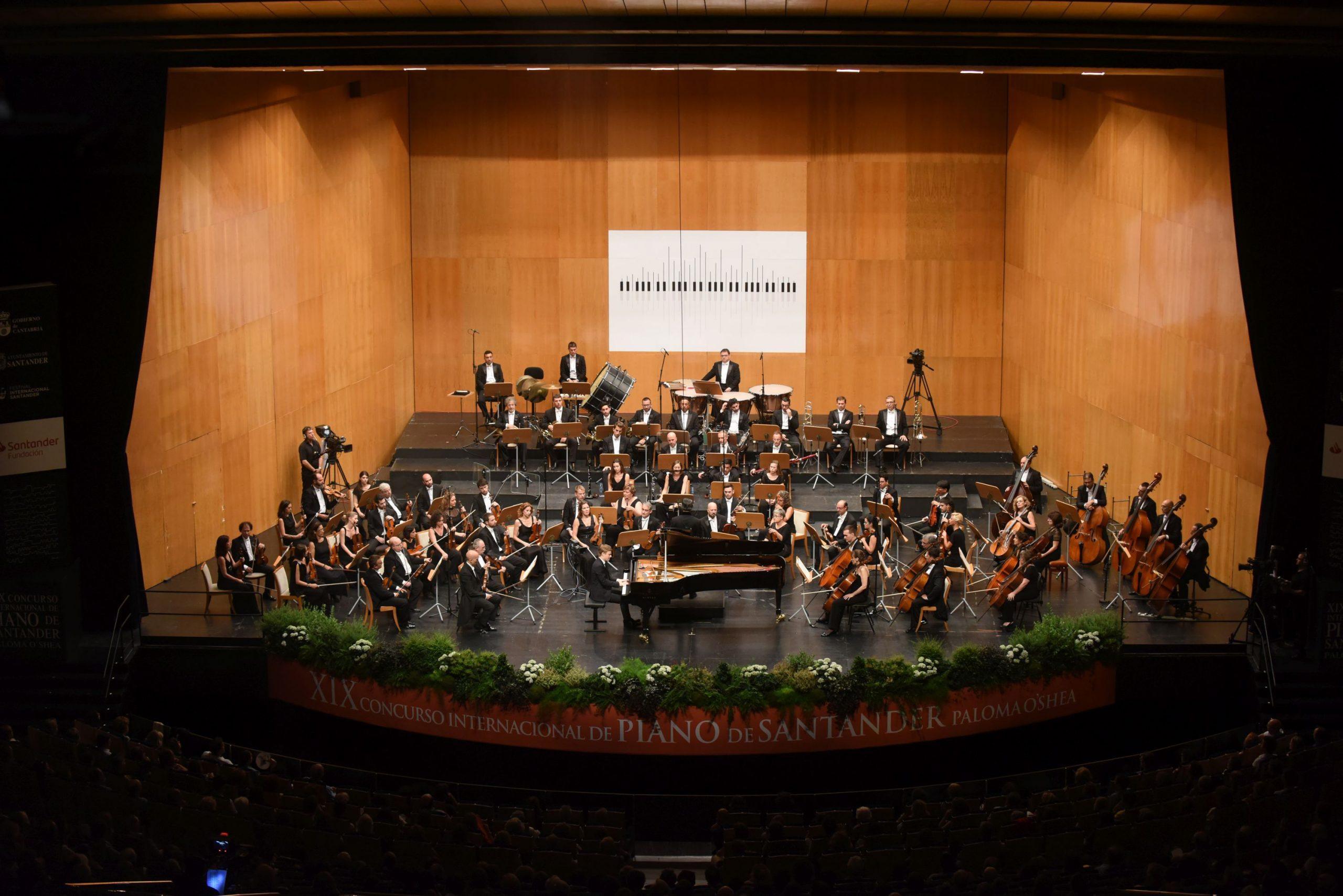 Abiertas las inscripciones al XX Concurso Internacional de Piano de Santander Paloma O'Shea